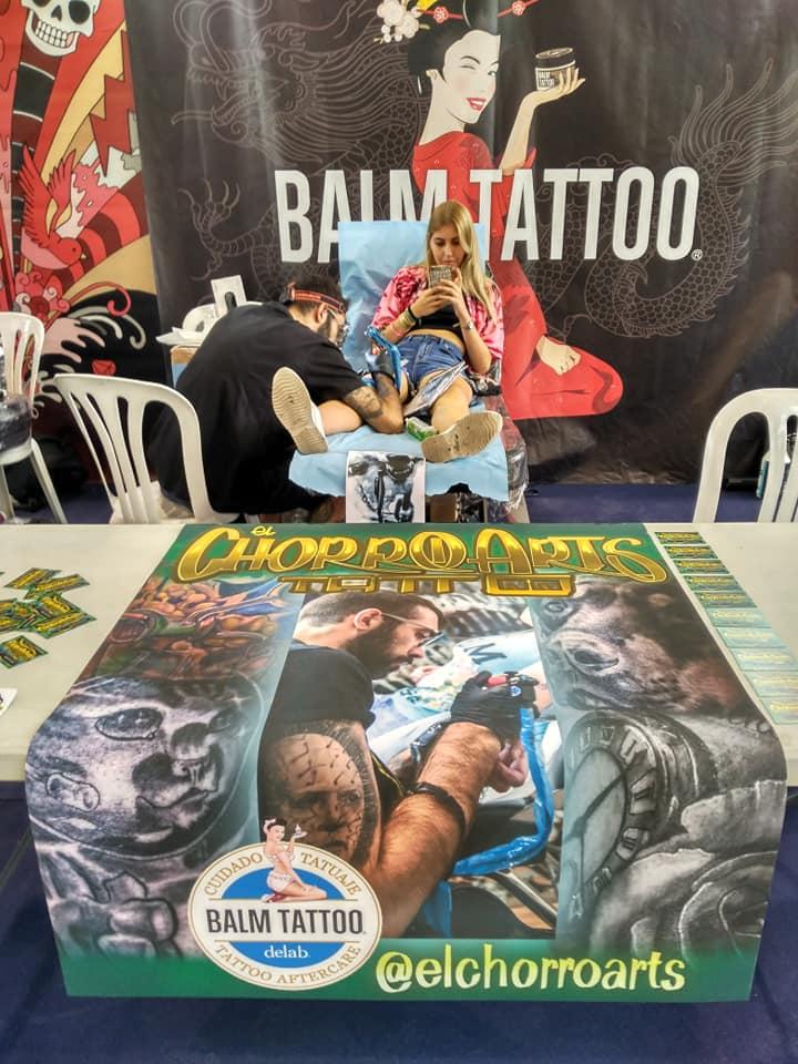 jerez tattoo convention balm tattoo sponsor el chorro arts palencia